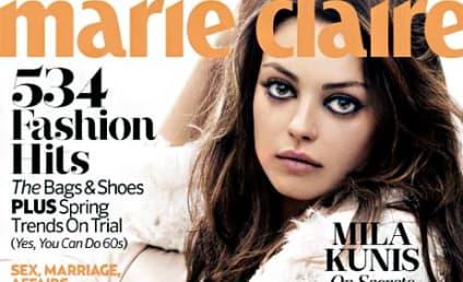 Mila Kunis Dishes on Life, Career; Looks Hot