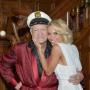 Dani Mathers, Hugh Hefner Photo