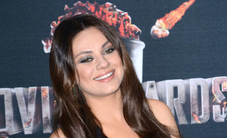 Mila Kunis Baby Gender Revealed: What's She Having?!?