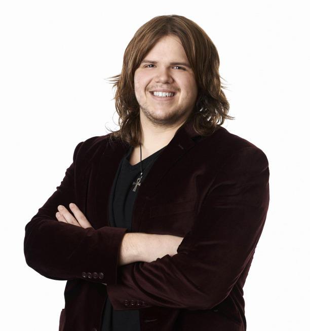Caleb johnson picture