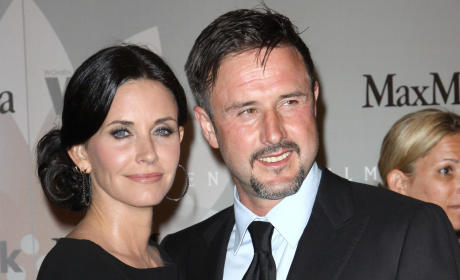 David Arquette and Courteney Cox: It's Legally Over!