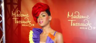 Rihanna Gets Waxed