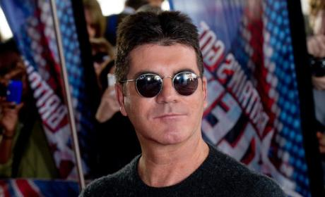 Simon Cowell, Lauren Silverman Expecting Baby