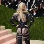 Madonna: 2016 Costume Institute Gala (Backshot)