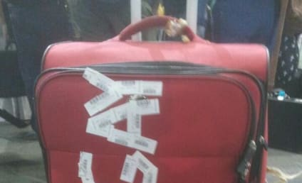 "Australian Airline Apologizes for ""I AM GAY"" Luggage Defacement"