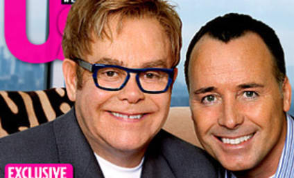 Elton John, David Furnish Debut Baby Son!