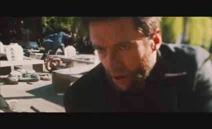 The Wolverine Trailer Arrives from Japan