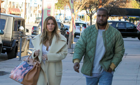 Kim Kardashian Christmas Gift: What Did She Get from Kanye?