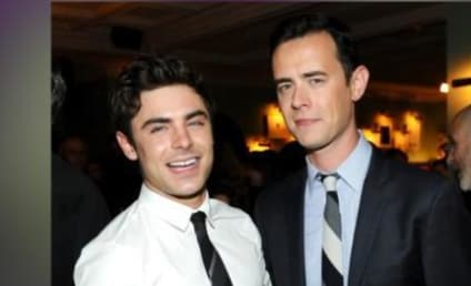 Charlie Sheen on Zac Efron Partying Rumor: Ridiculous!