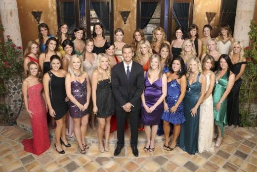 Brad Womack, Bachelor Cast