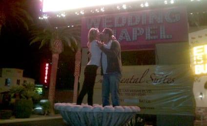 Brandi Glanville Marries Darin Harvey in Vegas; Annulment to Follow Today