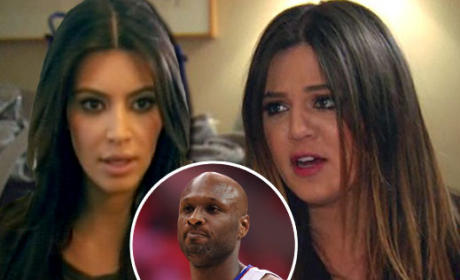 9 Kardashian Family Klashes: Kim vs. Khloe vs. Kourtney!