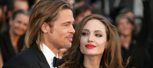 Brad Pitt and Angelina Jolie: No Sex For 207 Days! Totally (Not) Getting a $425 Divorce!
