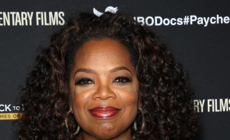 Oprah Winfrey: Lies About SECRET SON, Refuses to Meet Him