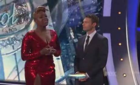 Fantasia on American Idol