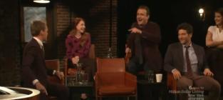 Neil Patrick Harris and Jason Segel Sing Les Mis