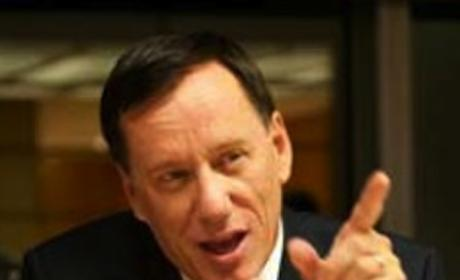 James Woods on President Obama: A True Abomination!