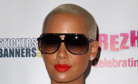 Amber Rose Nude Pics Allegedly Sent to Nicki Minaj's Boyfriend