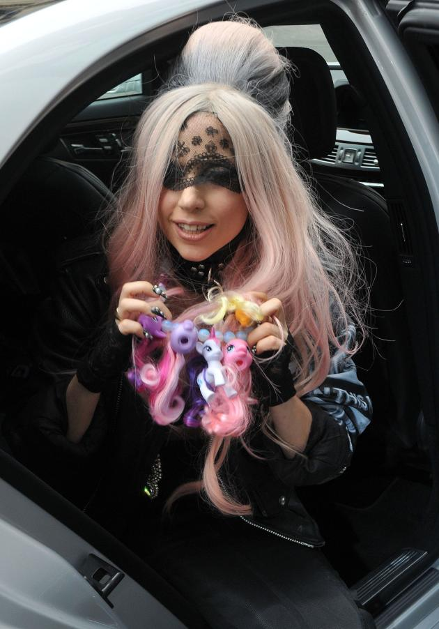Lady Gaga, My Little Pony