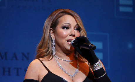 Mariah Carey to Replace Kate Upton in Awful Game of War Ads