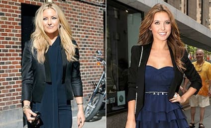 Fashion Face-Off: Kate Hudson vs. Audrina Patridge