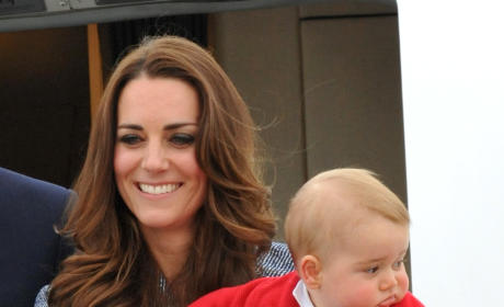 Kate Middleton Forbids Prince Charles to See Prince George, Source Claims