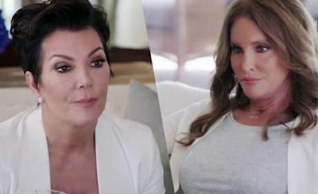 Caitlyn and Kris Jenner Meeting: How Ugly Will This Get?!