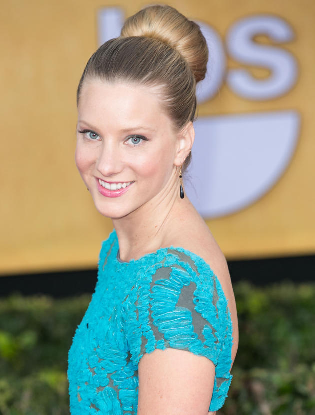 Heather Morris Photograph