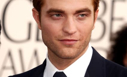 Celebrity Hair Affair: Robert Pattinson