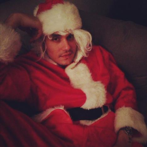 John Mayer, Santa