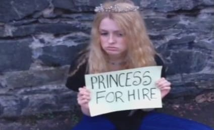 Aimee Richardson: Fired Game of Thrones Actress Offers Princess Services on the Streets!