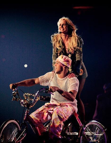 Britney Rides Some Guy