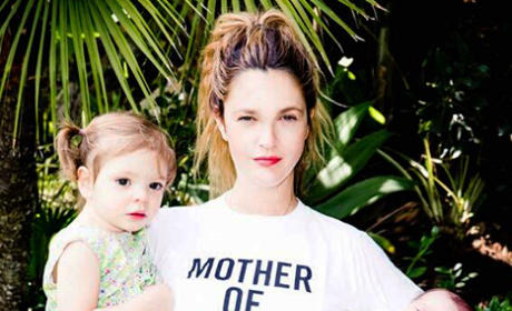 Drew Barrymore: Mother of Dragons
