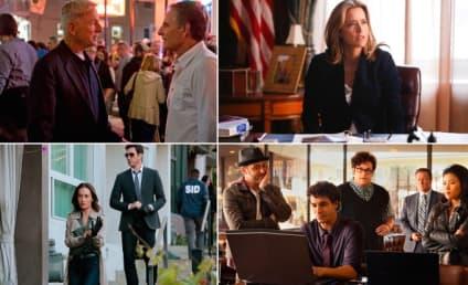 CBS Announces Season Finale Air Dates: Set Your DVR!