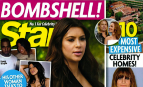Leyla Ghobadi: I Banged Kanye West While Kim was Pregnant!