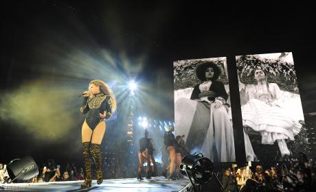 Queen Bey in Concert