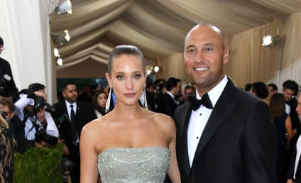 Derek Jeter and Hannah Davis: Married!