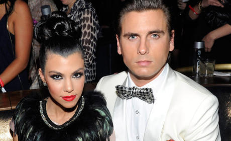 Scott Disick and Kourtney Kardashian: Expecting Again!