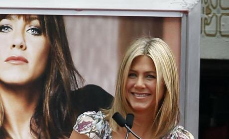Aniston Speech
