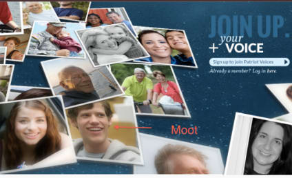 Rick Santorum Website Features Pic of Moot (Chris Poole) From 4Chan