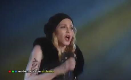 Madonna Dedicates Song to Elton John, Forgives Rival