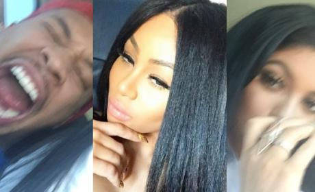 Tyga Slams Blac Chyna & Amber Rose: Where Yo Ferrari At?!