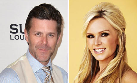 "Tamra Barney Calls Slade Smiley ""F--ker"" and ""Deadbeat,"" Deletes Tweet"