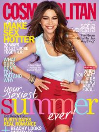 Sofia Vergara Cosmopolitan Cover