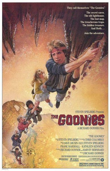 Goonies Poster