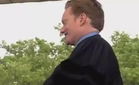 Conan O'Brien Delivers Dartmouth Commencement Address