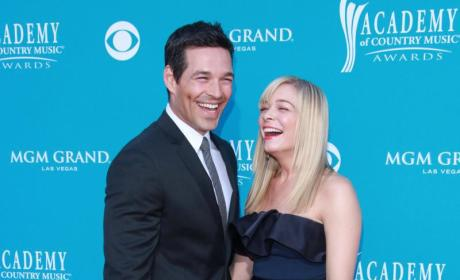 LeAnn Rimes and Eddie Cibrian: Engaged For Real!