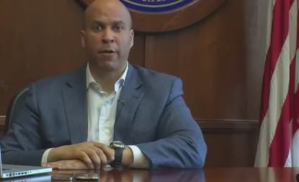 "Cory Booker Calls President Obama's Anti-Bain Ad Campaign ""Nauseating"""