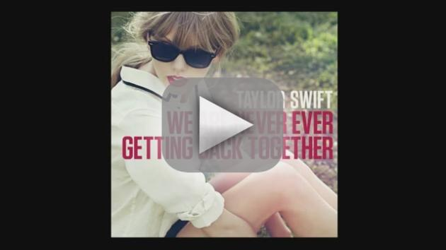 Now You're a Taylor Swift Song