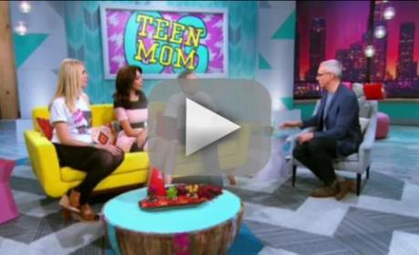 Teen Mom Reunion Recap: Did Maci Bookout and Farrah Abraham Throw Down?